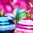 Colourful christmas decoration — Stock Photo #2682100