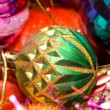 Colourful christmas decoration — Stock Photo #2682189