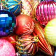 Colourful christmas decoration — Stock Photo #2682280