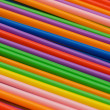 Lots of drinking straws — Stock Photo