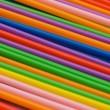 Lots of drinking straws — Stock Photo