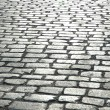 Cobbles on street — Stock Photo #2684069