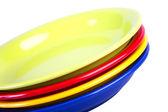 Four colour plates — Stock Photo