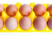 Dietary eggs — Stock Photo