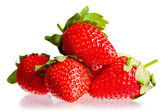Berry of strawberry — Foto de Stock