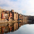 Stock Photo: Quay Girona