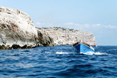 Turistiska båt — Stockfoto