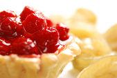 Tort malinowy — Zdjęcie stockowe