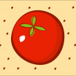 Royalty-Free Stock Vector Image: Tomato
