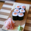 Japanese delicacies — Stock Photo #1214046