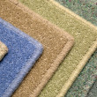 Samples of carpet — Stock Photo #1214589