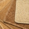 Samples of carpet — Stock Photo #1214593