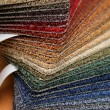 Samples of carpet — Stock Photo #1214626