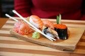 Japanese delicacies — Stock Photo