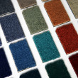 Samples of carpet — Stock Photo #1255483