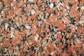Red granite — Stock Photo