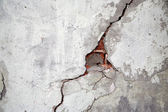 Crack on a wall — Stock Photo