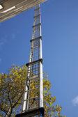 Sliding ladder — Stock Photo