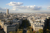 Kind to Paris — Stock Photo