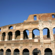 Royalty-Free Stock Photo: Old walls of Coliseum are in Rome, Italy