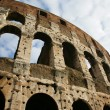 Coliseum are in Rome — Stock Photo