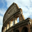 Coliseum are in Rome, Italy — Stock Photo