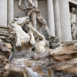 Fountain di Trevi, Rome — Stock Photo #1300200