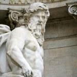 staty av Neptunus — Stockfoto