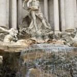 fontän di trevi, Rom — Stockfoto
