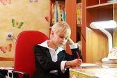 Domácí úkol — Stock fotografie