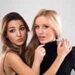 Girlfriends — Stock Photo