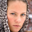 Stock Photo: Headscarf,