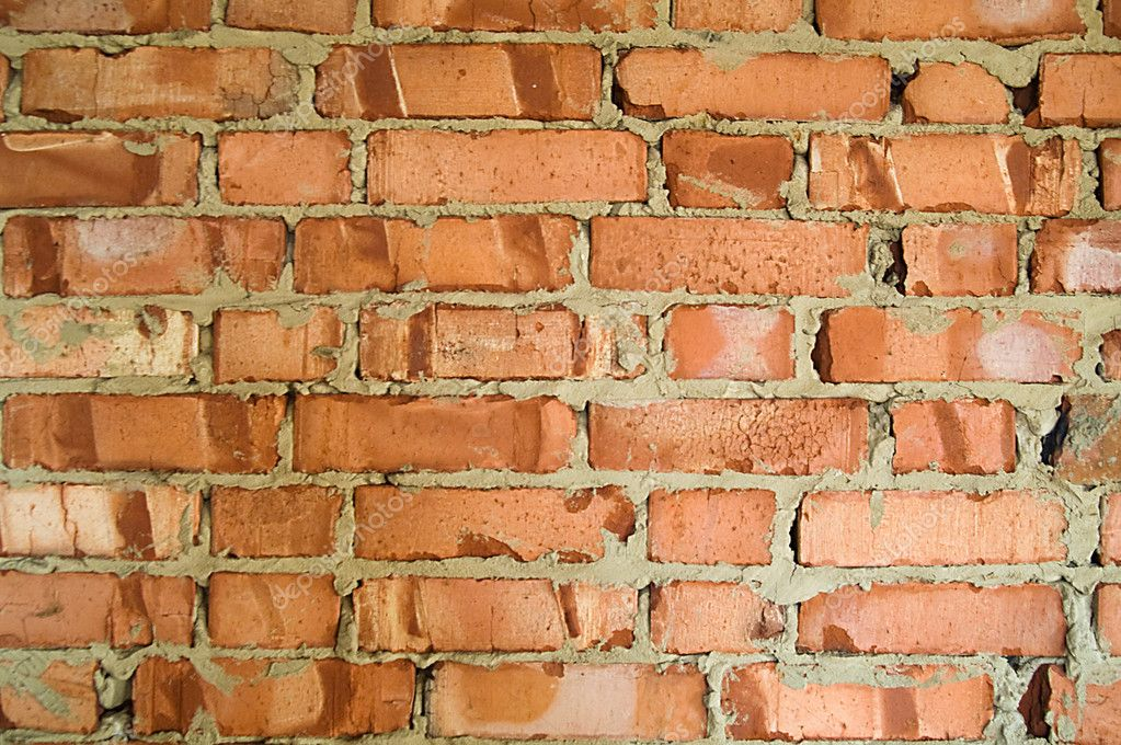 Brick wall — Foto Stock #1208842