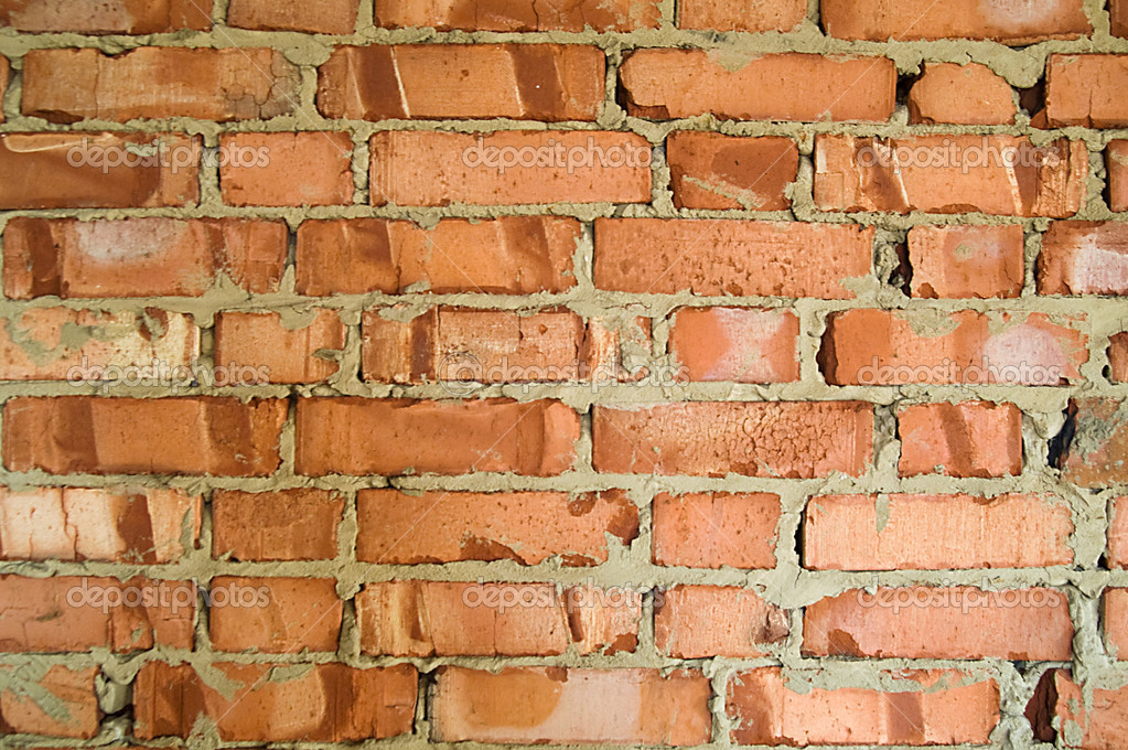 Brick wall  Foto de Stock   #1208842