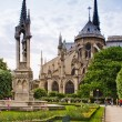 Notre Dame De Paris — Stock Photo #2172721