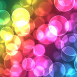 Stock Photo: Circle bokeh