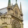 Notre Dame De Paris — Stock Photo #2217324