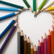 Color pencil — Stock Photo #2288198
