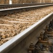 Stock Photo: Rail