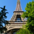 Eiffel tower — Stock Photo #2489764