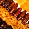 Dried fruits — Stock Photo #2527708
