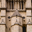 Notre Dame De Paris — Stock Photo #2565964