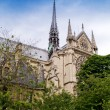 Notre Dame De Paris — Stock Photo #2565975