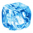 Ice cube — Stock Photo #1336797