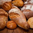 Assortment of baked bread — Stock Photo #1336902