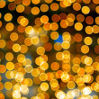 Stock Photo: Christmas bokeh
