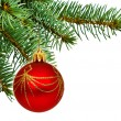 Christmas tree — Stock Photo #1337723