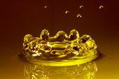 Acqua ambra — Foto Stock