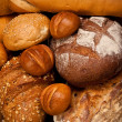 Assortment of baked bread — Stock Photo #1471869