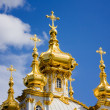 Stock Photo: Petrodvorets Church
